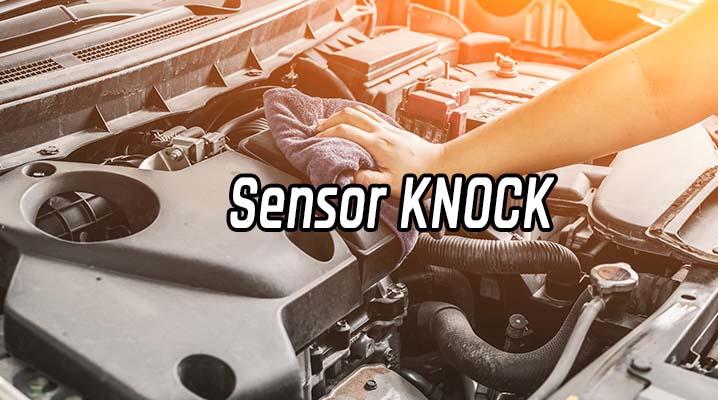 Sensor Knock o Sensor de Detonación