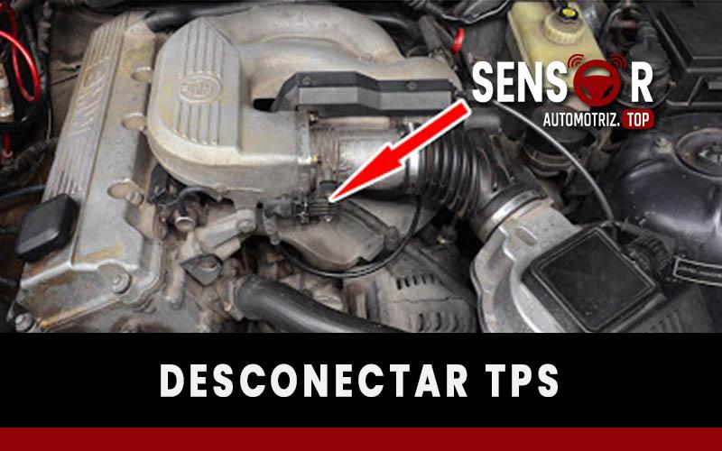 ¿Qué pasa si desconecto el Sensor TPS de mi Carro?