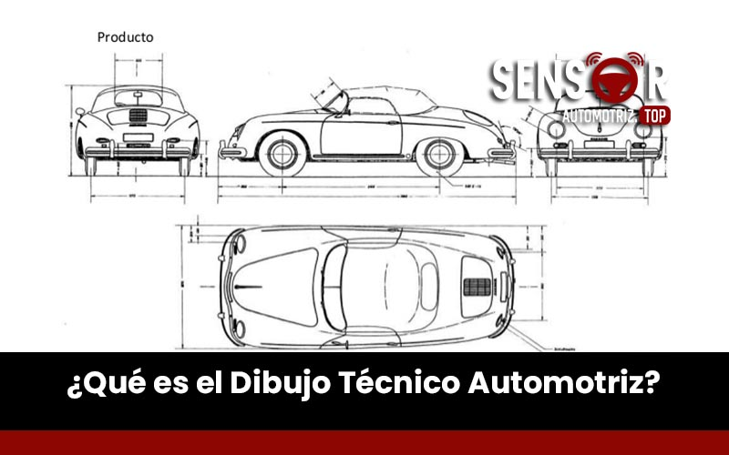 dibujo tecnico automotriz