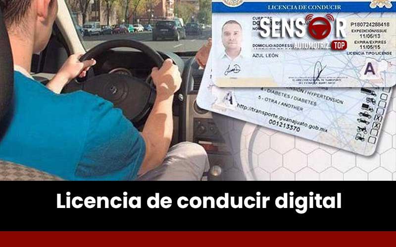 Cómo sacar la licencia de conducir digital Cdmx