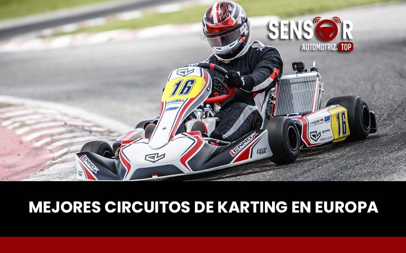 Los 7 Mejores circuitos de Karting indoor de Europa