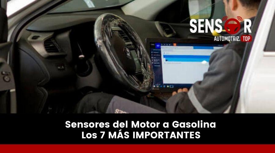 Sensores del motor a gasolina